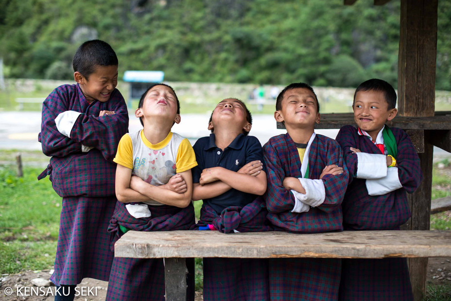 ブータンに惹かれた理由。写真展まであと2日!