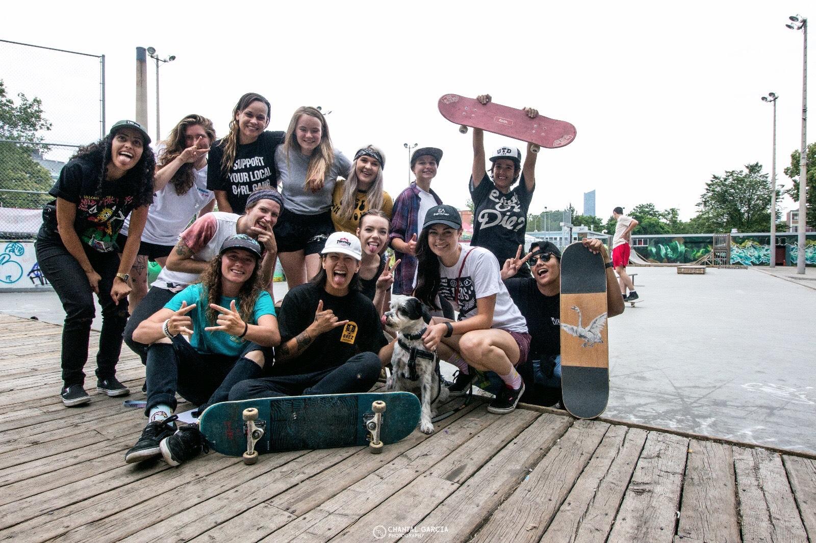 Skate Trip 2017