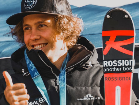 Interview of Sam, who wins GS at ANC at Coronet Peak in Queenstown, New zealand.