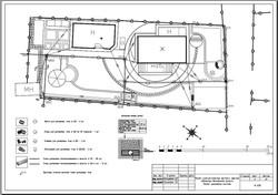 Проект дренажной системы
