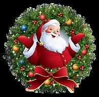 png-clipart-santa-claus-christmas-decoration-balloon-wreath-santa-claus-holidays-fictional