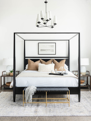 What to Hang Above Your Headboard