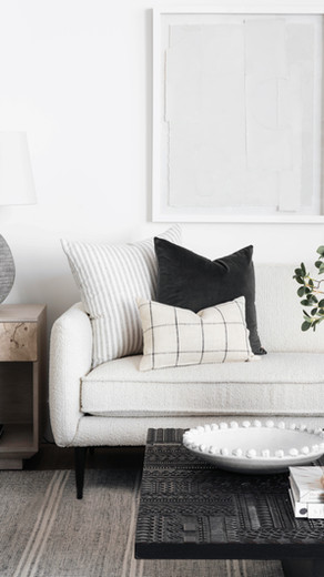 The Essentials Pillow Collection