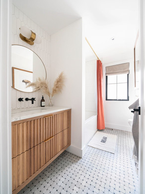 Leclair Home Kids' Bathroom Reveal