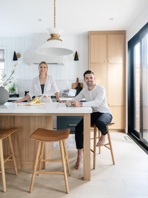Leclair Home Kitchen Reveal