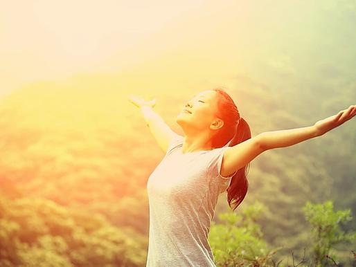 Vitamin D…the sunshine Vitamin!