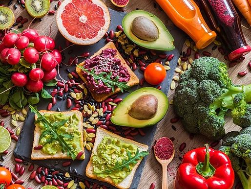 Having a healthy pregnancy on a vegetarian or vegan diet