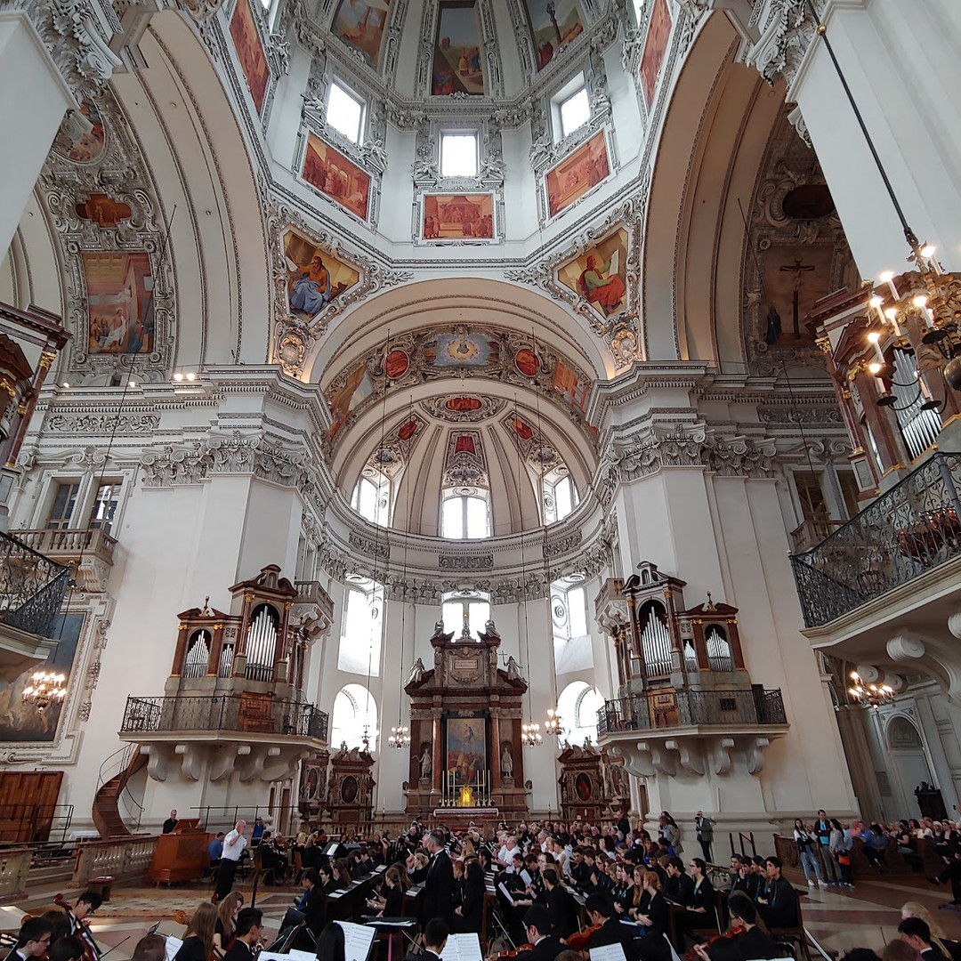 Salzburg Cathedral Ecumenical Service