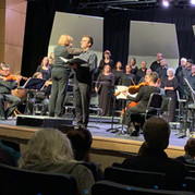 Fauré Requiem and Messiah Selections Holiday Concert