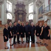 Salzburg Cathedral Ecumenical Service
