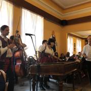 Prague Cultural Dinner Performers