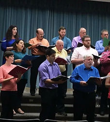 Sing and Celebrate Concert featuring Broadway hits, American folk and pop songs, and popular chart-toppers from past generations