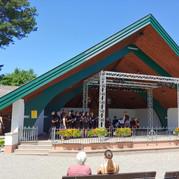 St. Gilgen Lakeside Pavilion Concert