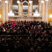 """""""Song of Peace"""" in Salzburg Mozarteum"""