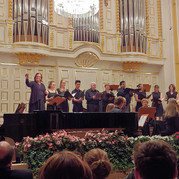 Poway's Performance at the Salzburg Mozarteum