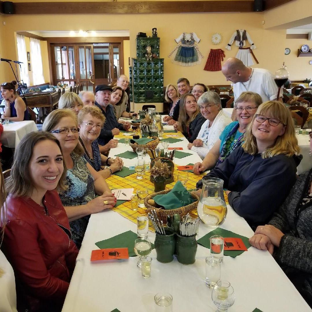 Prague Cultural Dinner