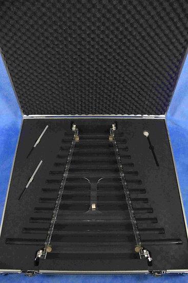 Harpe de cristal 13 tubes