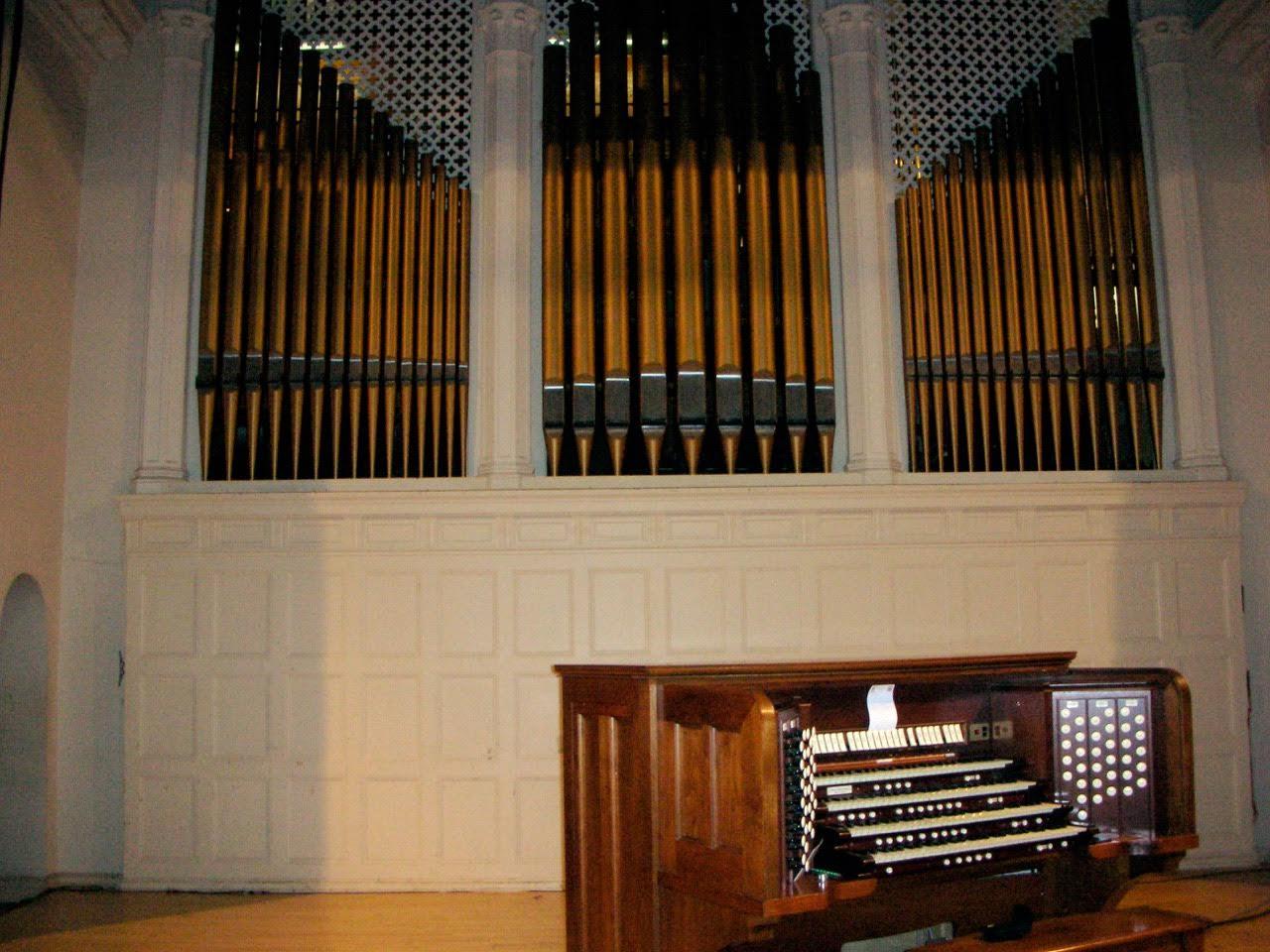 Palladium E. M. Skinner organ