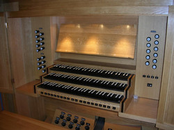 St Pete College Heissler console