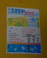 LEEP 2010 -  Poster - Ampasimbe Onibe - Antsinanana Region - Hope For Madagascar