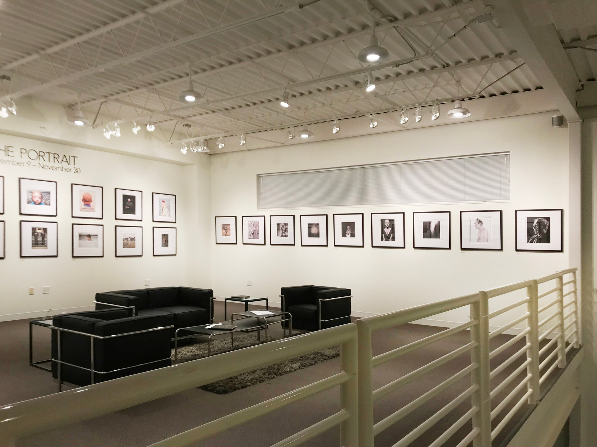 Portrait Show Photo - Praxis Gallery