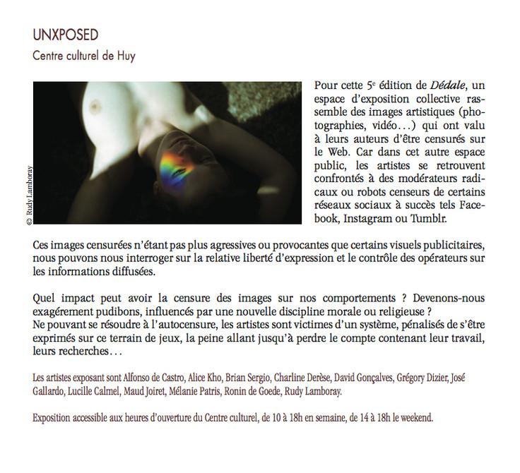 Unxposed
