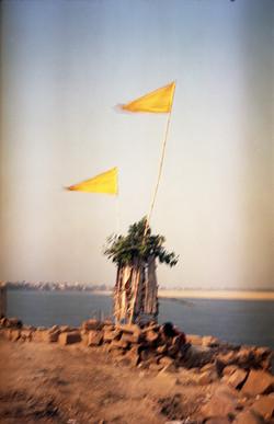 La vie au bord du Gange _ Life near Ganga's River