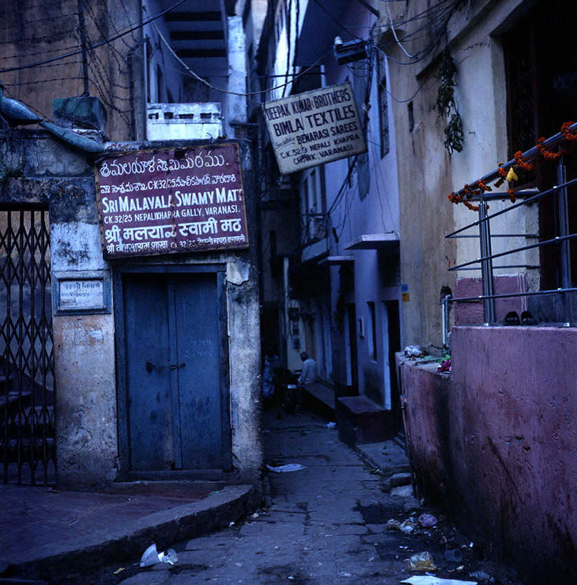 Varanasi - La vieille ville - The ancient City