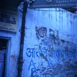 Lights on Varanasi