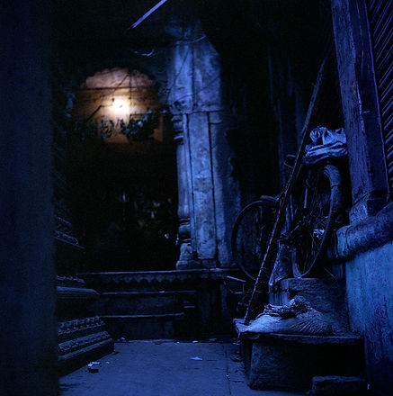 Varanasi - La vieille ville - The ancien