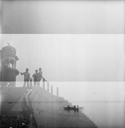 Varanasi's Ghat - India 2015