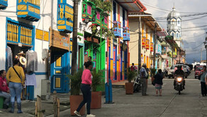 Filandia, eje cafetero Colombiano