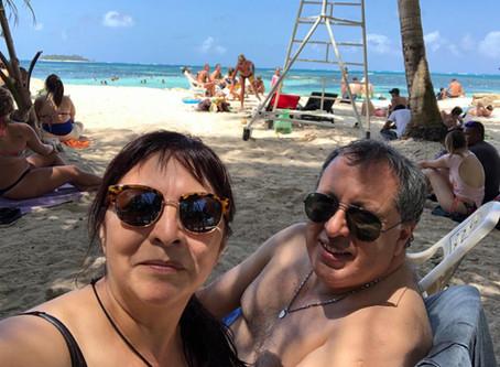 San Andrés, Colombia llegada a la Isla y Reconocimiento - Día 1