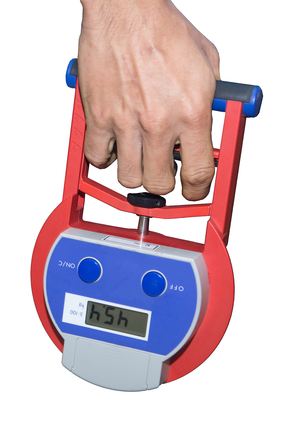 Grip Strength Dynonanometer Chiropractic Prahran Melbourne Windsor