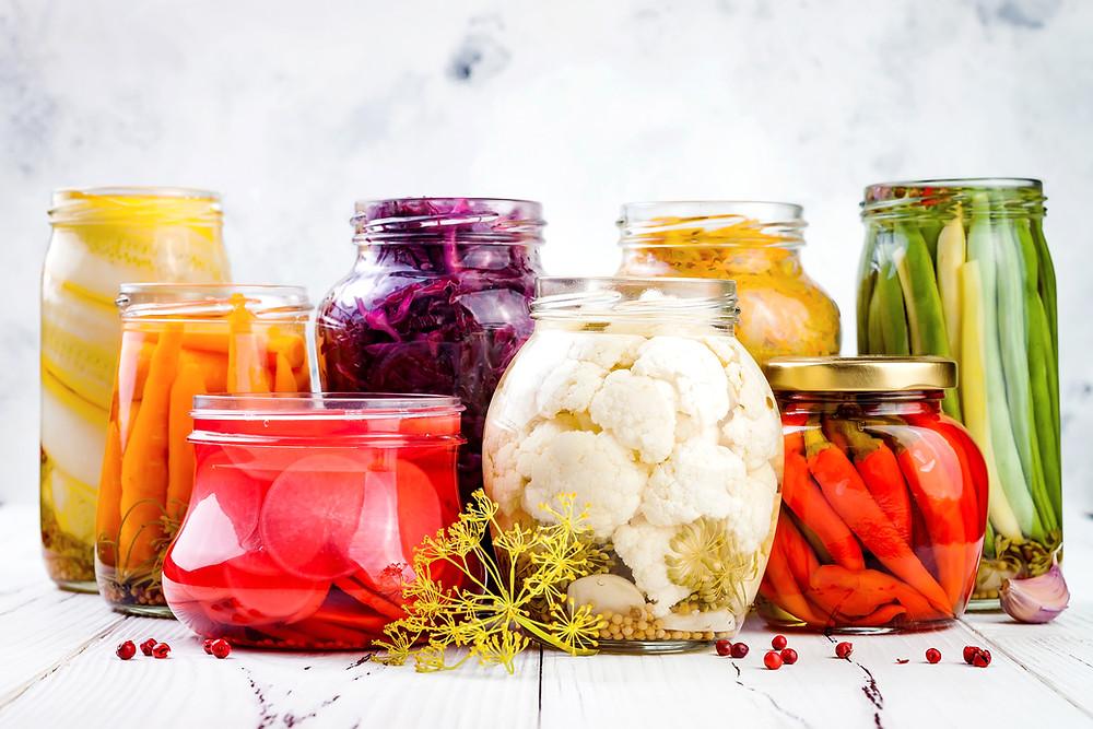 Fermented Foods Probiotics Chiropractic Dr Nathan Jenner Prahran Windsor 3181