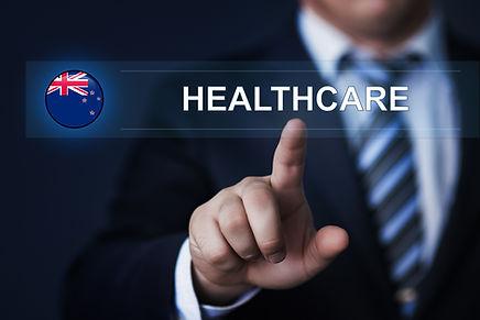 New Zealand healthcare concept. Dr Nathan Jenner Chiropractor Prahran Windsor 3181