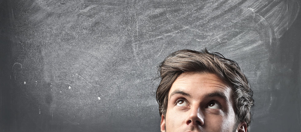 Man thinking.jpg What is Chiropractic Dr Nathan Jenner Dr Nathan's Chiroractic Studio Windsor Prahran