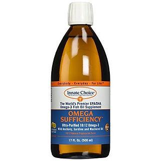 Innate Choice Omega Sufficiency Fish Oil