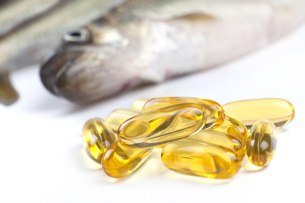 Fish & Fish Oil Capsules Omega 3 Chiropractic Dr Nathan's Chiropractic Studio Prahran | Windsor Melbourne