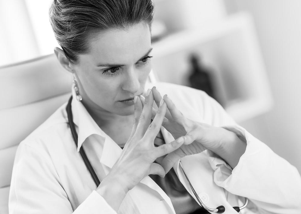 Contemplating Medical Doctor Fall Risk In Elderly
