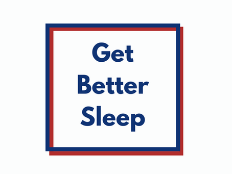 The Best and Cheapest Recovery Tool on the Market: SLEEP