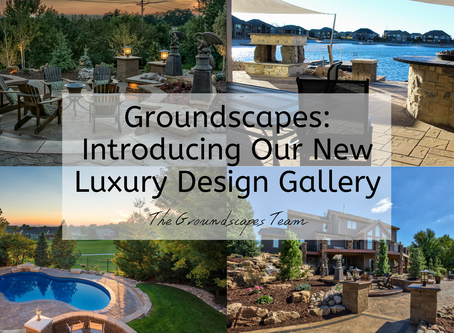 Groundscapes: Introducing Our New Luxury Design Gallery!