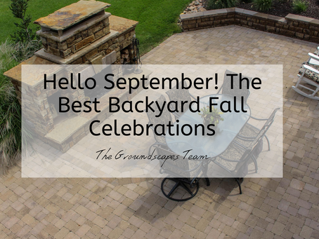 Hello September! The Best Backyard Fall Celebrations