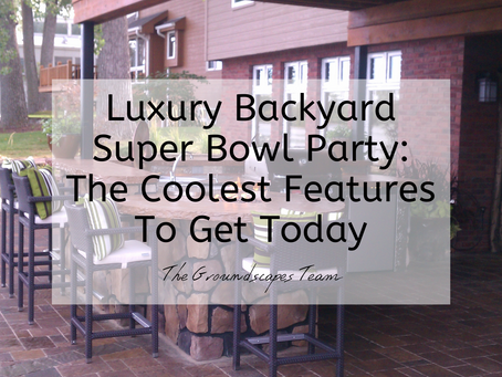 Luxury Backyard Super Bowl Party: The Coolest Features To Get Today