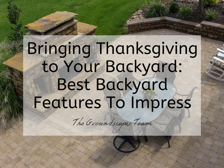 Bringing Thanksgiving to Your Backyard: Best Backyard Features To Impress
