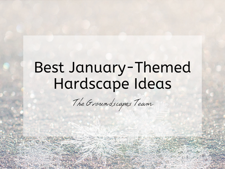 Best January-Themed Hardscape Ideas