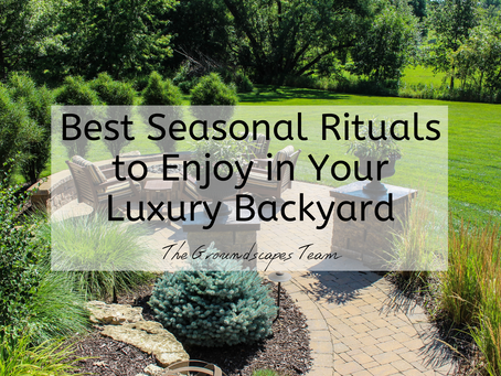 Best Seasonal Rituals to Enjoy in Your Luxury Backyard