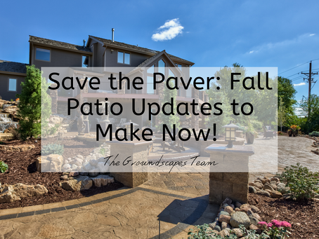 Save the Paver: Fall Patio Updates to Make Now!