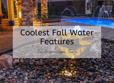 Coolest Fall Water Features