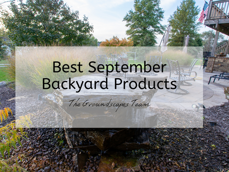 Best September Backyard Products